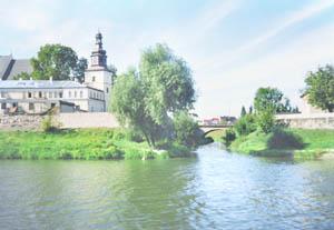 Монастырь Норбертанок в Кракове