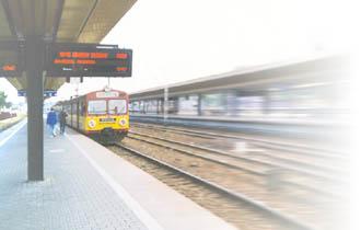 Польский поезд
