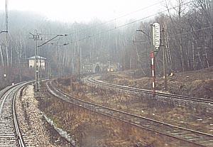 Тоннель, 40 минут от Кракова