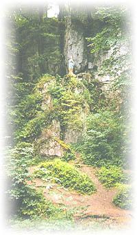 Паненски скалы