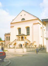 Синагога Исаака в Кракове