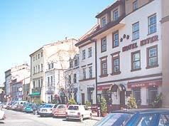 Улица Шерока. Краковский Казимеж - еврейский район